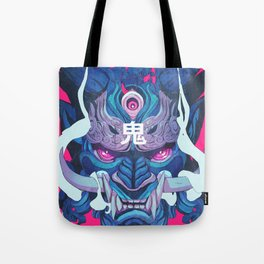 Oni Mask 01 Umhängetasche