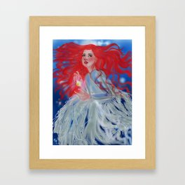 Lettie Framed Art Print