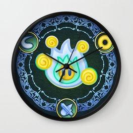 Lumina Wisp Wall Clock