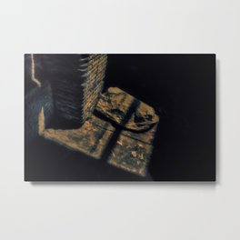 Half Light Metal Print