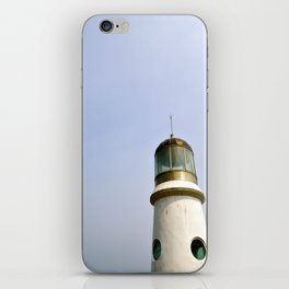 Busan Lighthouse iPhone Skin