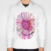 forever young Hoodies featuring FOREVER YOUNG by flaviasorr