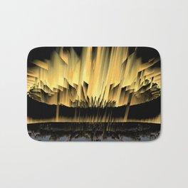 Against an asteroid attack Bath Mat
