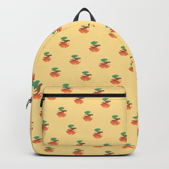 Go West (cycling edition) Backpack