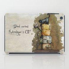 Schrödinger`s Cat iPad Case