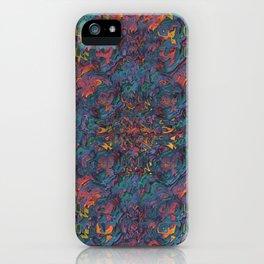 Glitching It (No. 2) iPhone Case