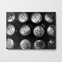 sixpack Metal Print