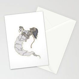 La Llorona / The Weeping Woman Stationery Cards