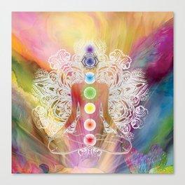 Chakra Balance Canvas Print