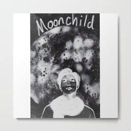 Moonchild Metal Print