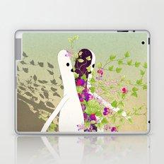 f i o r i t o - i m p r o v v i s a m e n t e Laptop & iPad Skin