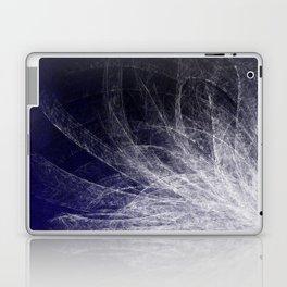 Cyan Texture Feathers Laptop & iPad Skin