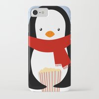 chill iPhone & iPod Cases featuring Chill by roololoo