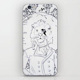 Richard Coeur iPhone Skin