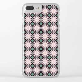 SyvlSyiane 3 Clear iPhone Case