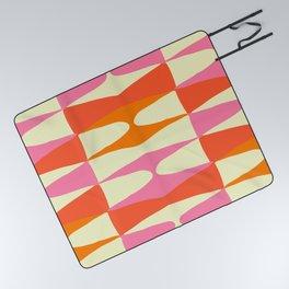 Zaha Sixties Picnic Blanket