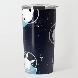 Space Bunnies Travel Mug