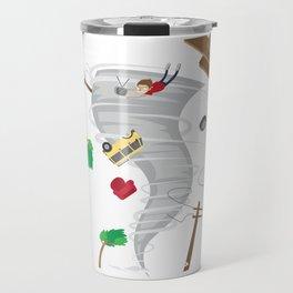 Awesome Tornado & Storm Chasing Travel Mug