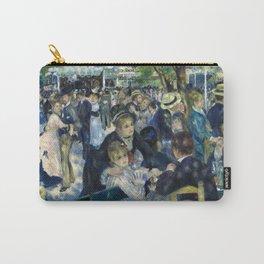 Pierre-Auguste Renoir Dance at le Moulin de la Galette Carry-All Pouch