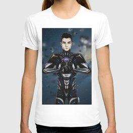 Zach / Black Ranger T-shirt