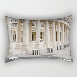 French Columns Rectangular Pillow