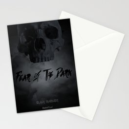 Fear of the dark Stationery Cards