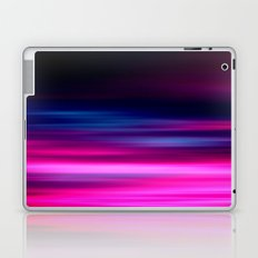 purple sunset II Laptop & iPad Skin