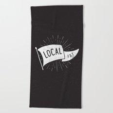 Localist Beach Towel