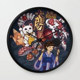 Nihon Wall Clock