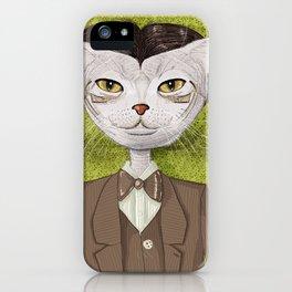 Mr. Jones iPhone Case