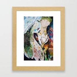 TRUTH RISING Framed Art Print