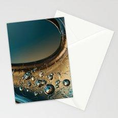 Ice Blue Stationery Cards