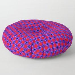Masai African Pattern Floor Pillow