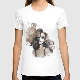Curl // Fashion Illustration T-shirt