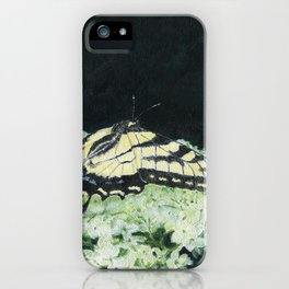 Soft Landing by Teresa Thompson iPhone Case