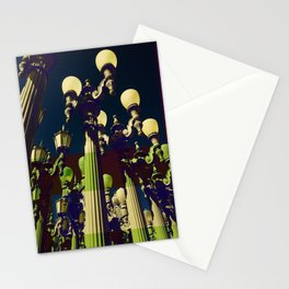 All of the Lights Stationery Cards