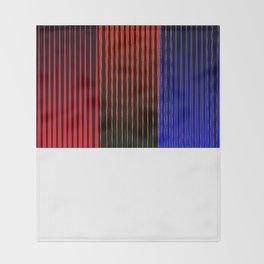 Carlos Cruz-Diez Fanfic Throw Blanket