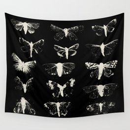 moths Wall Tapestry