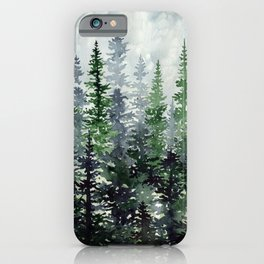 Lost In Nature iPhone Case