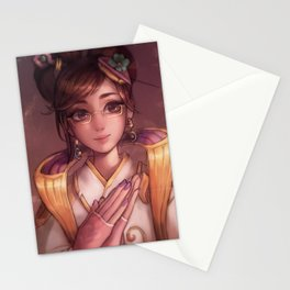 Chinese New years Mei! Stationery Cards