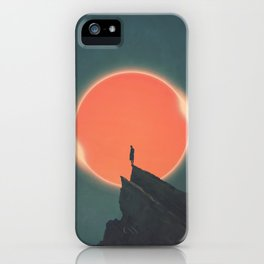 Clairvoyance iPhone Case