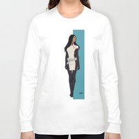 monet Long Sleeve T-shirts featuring Monet by Andrew Formosa
