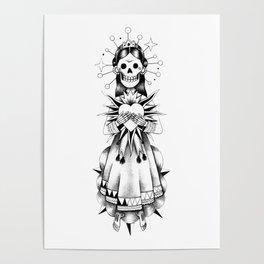 Catrina de mi corazón Poster