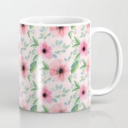 Vintage garden floral pattern Coffee Mug