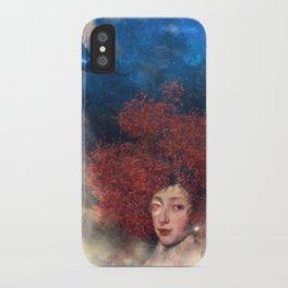 Mother Nature (Autumn) iPhone Case