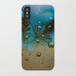 Rain Drops Keep Fallin iPhone Case