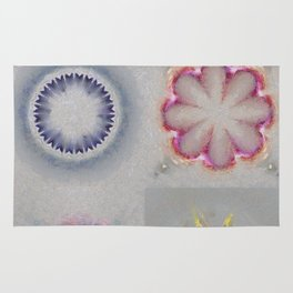 Pailful Disposition Flower  ID:16165-040203-89270 Rug
