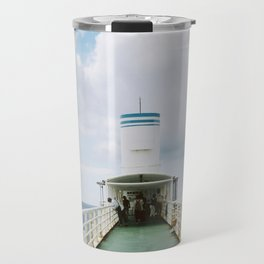 To The Lighthouse Travel Mug