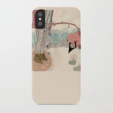 fuss iPhone X Slim Case