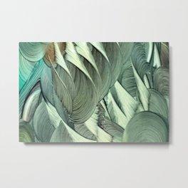 Bahamut Metal Print